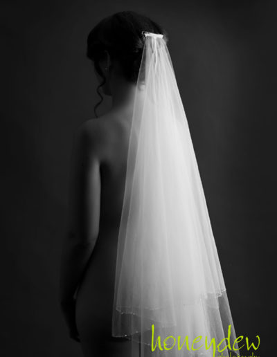 Boudoir bridal photography
