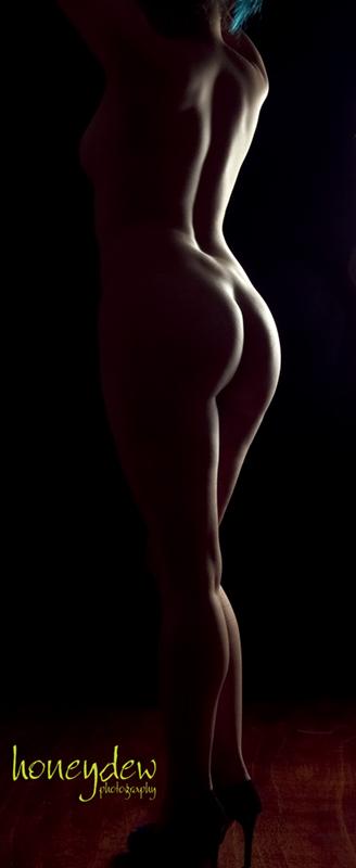 curvy nude women