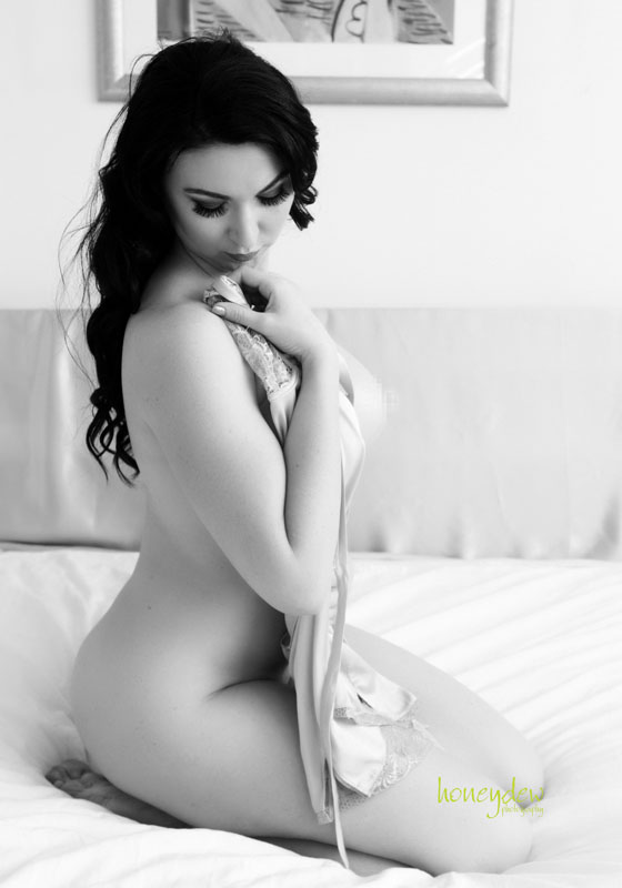 boudoir and bridal photography
