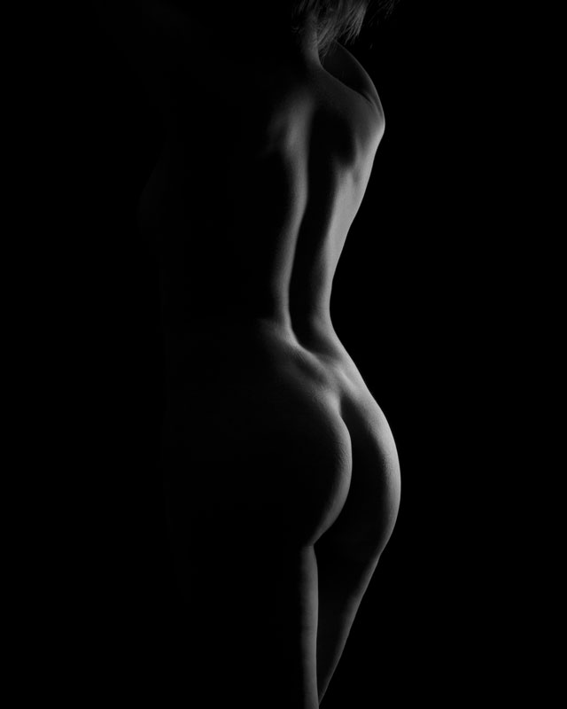 nude back of women
