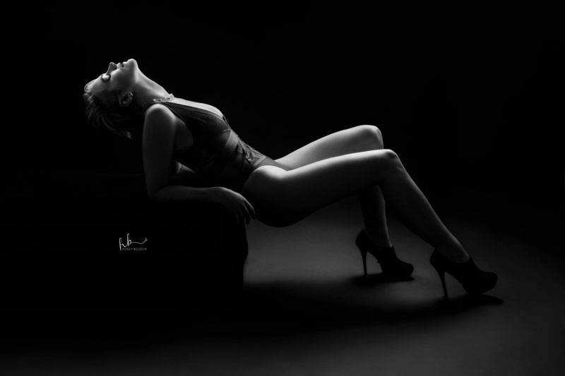 sensual women with mood
