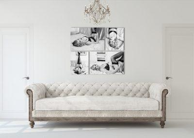 Investment wall art boudoir